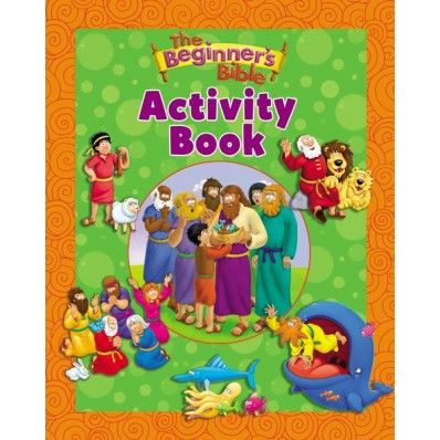 The Beginner's Bible is our classic offering for the young ones in your life - whimsical 3D illustrations, joyful stories, and engaging text that captivates children of all ages! Keep the fun going with our new activity book, perfect for the car, after school play time, or whenever! Check it out here: