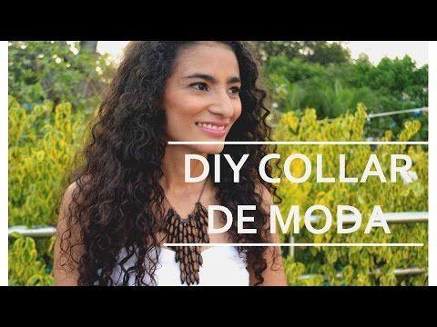 DIY - BISUTERÍA MODA - ORIGINAL COLLAR | ACCESORIOS MARSA - YouTube