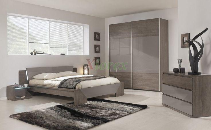 Modern Bedroom Sets Modern Bed Gami Trapeze Bed Set Modern Bedroom Setgautier | Xiorex