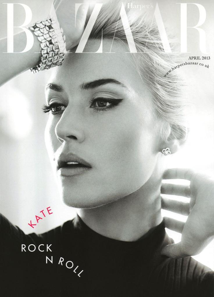 M: Kate Winslet, P: Alexi Lubomirski (UK Harper's Bazaar April 2013)