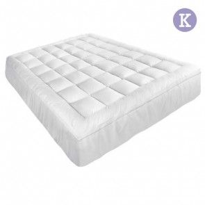 Pillowtop Mattress Topper Memory Resistant Protector Pad Cover King http://www.shopprice.com.au/mattress+protector+king