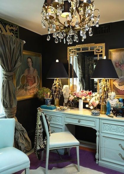 Glamorous Womens Closets - Dressing Table