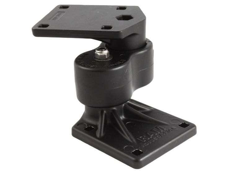 RAM-VB-ADJ1 RAM Mounts Adjust-A-Pole™ Base for Vehicle Laptop Mounts #RamMounts