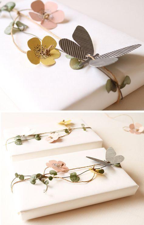 fields of joy | 20 easy pop-out butterflies and flowers | design: jurianne…