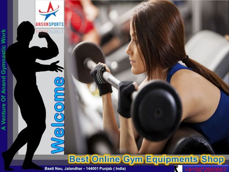 Finding the best and perfect fitness equipment stores in India is possible for you. This is made possible by Ansonsports.com where you can get to order it online without any worry at all for you. Make sure that you get in touch with them! Please Call @ 91 9872993957, And For more information visit: http://www.ansonsports.com