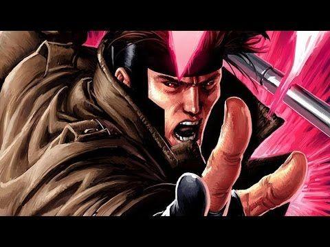 X-Men Gambit Movie Delayed...Again - YouTube