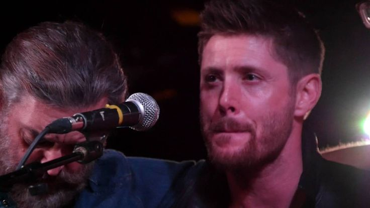 2016 JIBcon Jailbreak - Jensen, Jason, Rob, Tim, Laura, Richard.....Jensen's got some serious soul!!