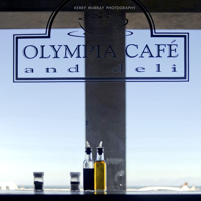 Olympia Cafe & Deli, Kalk Bay always a fantastic meal in the rustic charm of Kalk Bay in Cape Town...