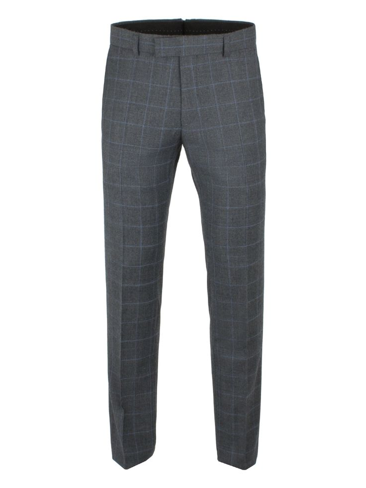 Buy: Men's Ben Sherman Grey With Blue Overcheck Camden Trousers, Grey for just: £38.00 House of Fraser Currently Offers: Men's Ben Sherman Grey With Blue Overcheck Camden Trousers, Grey from Store Category: Men > Suits & Tailoring > Suit Trousers for just: GBP38.00