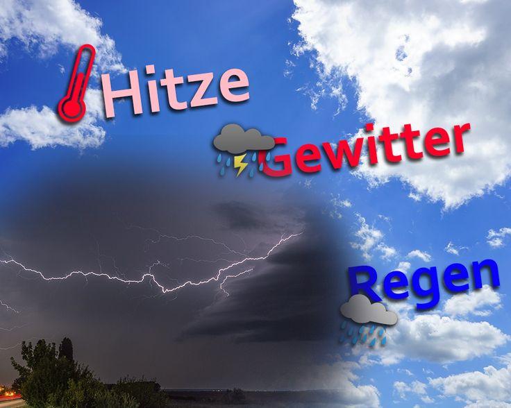 +++ Kurzzeit-Hitze droht mit schweren Unwettern! +++  Der Frühling ist endlich in Deutschland angekommen. Allerdings verabschiedet er sich nächste Woche schon wieder. Dann kommt nämlich der Sommer! Doch neben der Hitze kommen auch Gewitter, Stark- und Dauerregen und Schnee!  mehr dazu: https://news.unwetter24.net/kurzzeit-hitze-droht-mit-schweren-unwettern/  #Gewitter #Hagel #Platzregen #Schauer #Böen #Unwetter #Wetter #Hitze #schwül