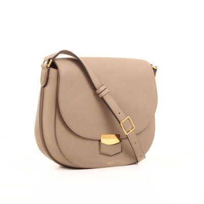 Céline Trotteur Grey. CBL Bags