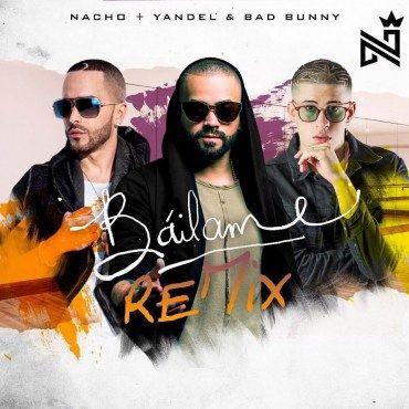 """Nacho, Yandel y Bad Bunny sorprenden con el remix de """"Báilame"""" - https://www.labluestar.com/nacho-yandel-y-bad-bunny-sorprenden-con-el-remix-de-bailame/ - #Bad, #Bailame, #Bunny, #Con, #De, #El, #Nacho, #Remix, #Sorprenden, #Yandel #Labluestar #Urbano #Musicanueva #Promo #New #Nuevo #Estreno #Losmasnuevo #Musica #Musicaurbana #Radio #Exclusivo #Noticias #Top #Latin #Latinos #Musicalatina  #Labluestar.com"""