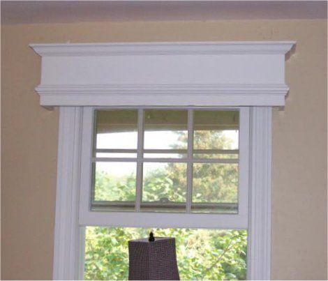 Wood Cornice Boards Architecture Head Splosion Window