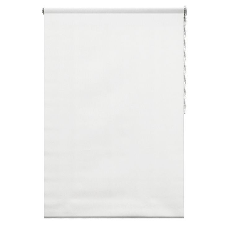 Windoware 120 x 210cm White Ambience Translucent Roller Blind