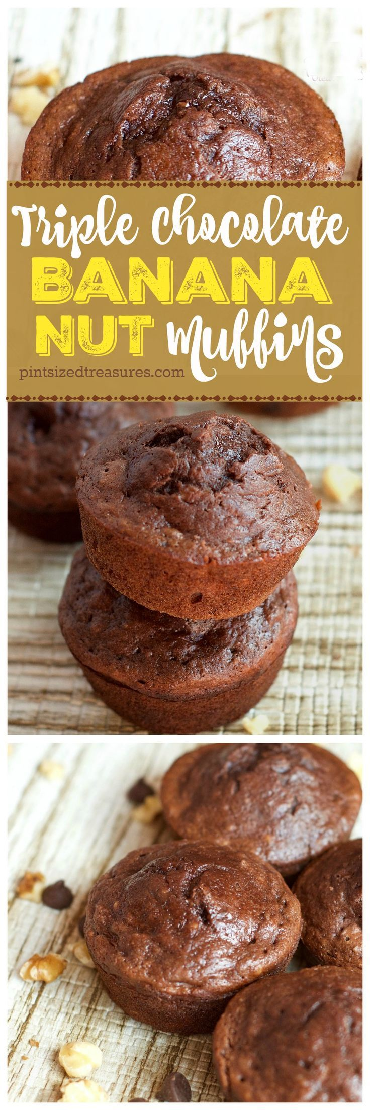 1000+ images about Muffins and Loaves on Pinterest | Chocolate muffins ...