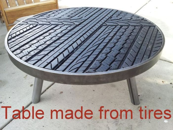 cool recycle tables - Google Search