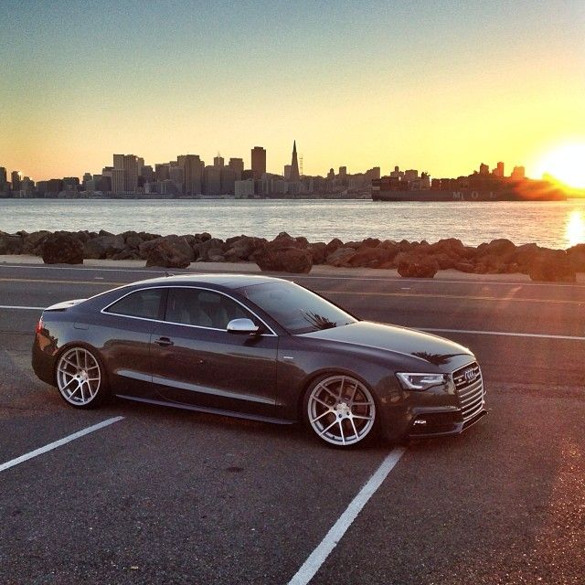 Audi A5 / Audizine's photo Pintrest: @0liviaLaurenn