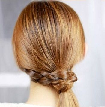◆三つ編みポニーテールの作り方◆ | ヘアレシピ【頭美人】