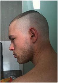 Men Military Haircuts