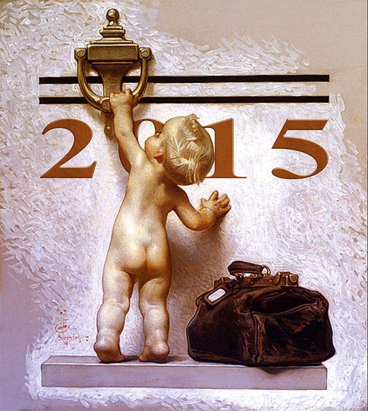 """""""Happy Newyear 2015"""" by Rodney Pike"""