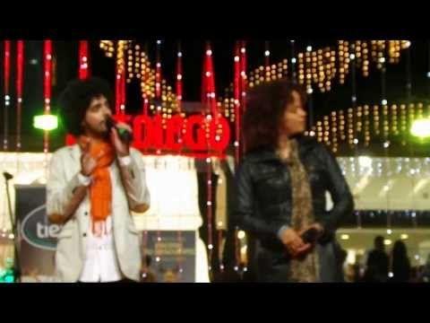 ▶ Mientes - Daniel Lema Lema y Sandra Moore  Concierto Diciembre 19/2013