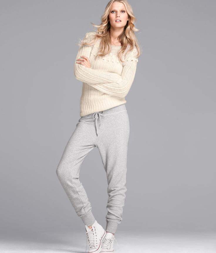Sweatpants, sweater, AllStar