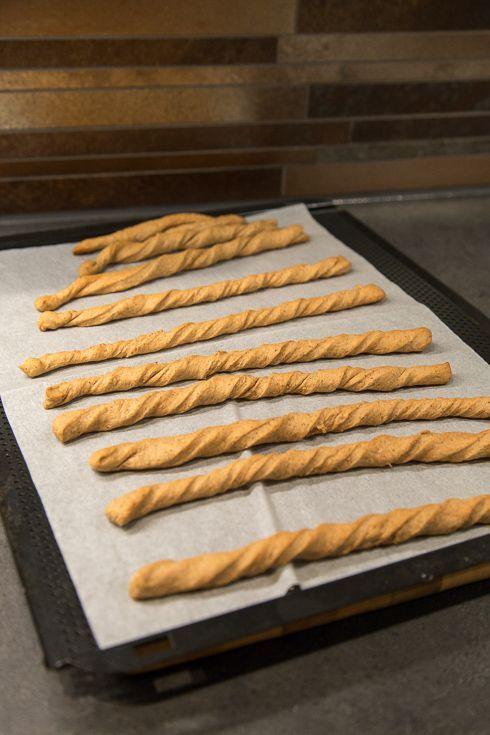 Pepparkaksgrissini | Salt & Peppar - Matbloggen med provlagade recept | Bloglovin'