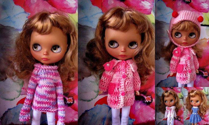 7 Pcs Clothes for the Blythe Doll #Blythe
