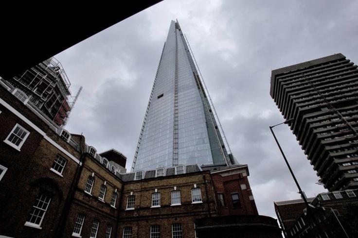 Oeuvre de l'architecte italien Renzo Piano, la tour Shard est officiellement inaugurée jeudi à Londres.