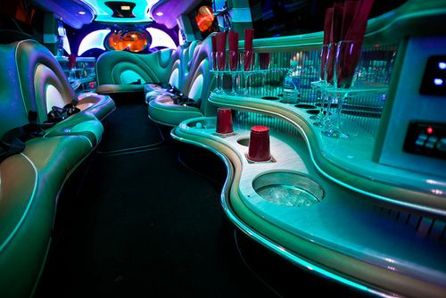 36 Best Limo S Images On Pinterest Limousine Interior