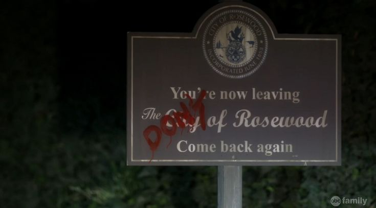 17 Best images about PLL- A- Messages on Pinterest | PLL ...