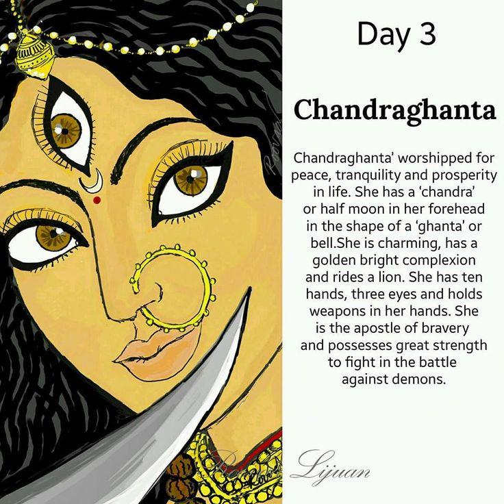 Navaratri Day 3