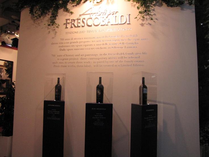 700 anni di storia e mecenatismo @frescobaldivini #brunellodimontalcino Castelgiocondo