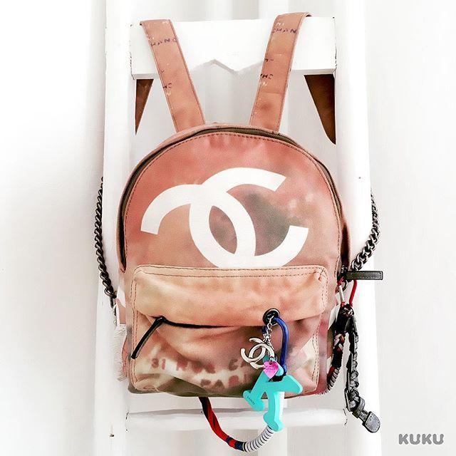 KUKU & CHANEL  TyrkysⓀ #ilovekuku  by @jarmilaka   www.ilovekuku.com