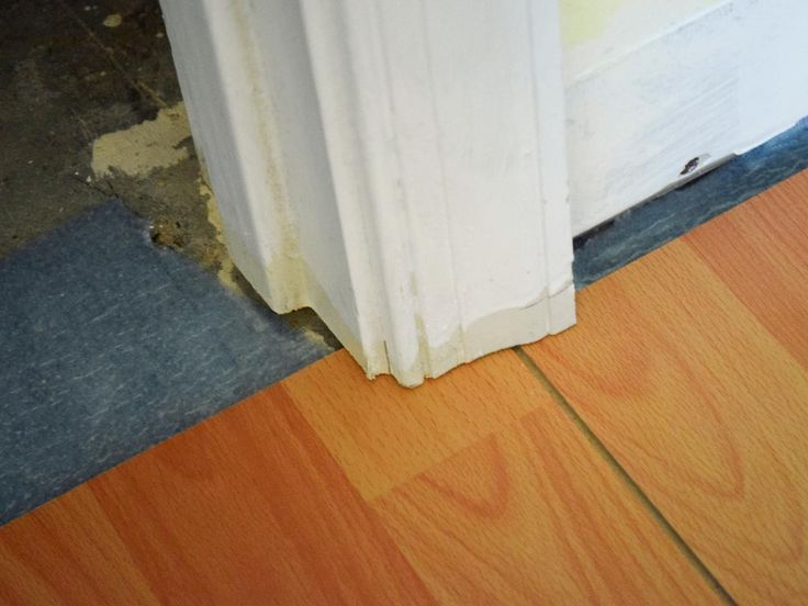 Find This Pin And More On How To Remove Carpeting And Install Laminate Flooring