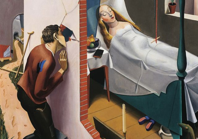 """Fantasia"" - 1921 - artist Niklaus Stoecklin."