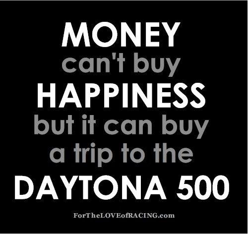 Daytona 500 Quote | NASCAR Quotes