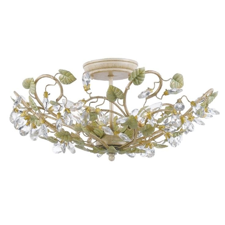 Flush Mount Lighting: Give your rooms beautiful lighting with flush mount lighting. Free Shipping on orders over $45!
