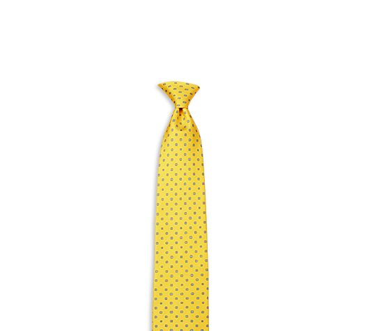 H Tonneau Hermes silk tie, hand-folded, 3.15'' wide (100% silk)