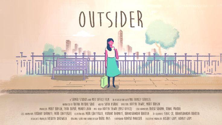 Outsider :: Domestic Violence PSA on Vimeo