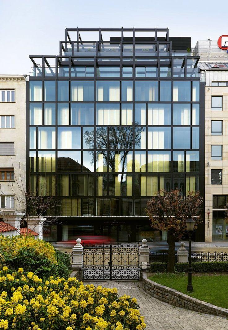 Sense Hotel in Sofia, Sofia, 2013 - Lazzarini Pickering Architetti
