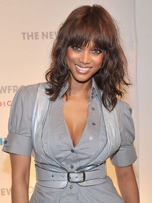 Tyra Banks's Modeling Tips. Read and remember all of these, for the future.