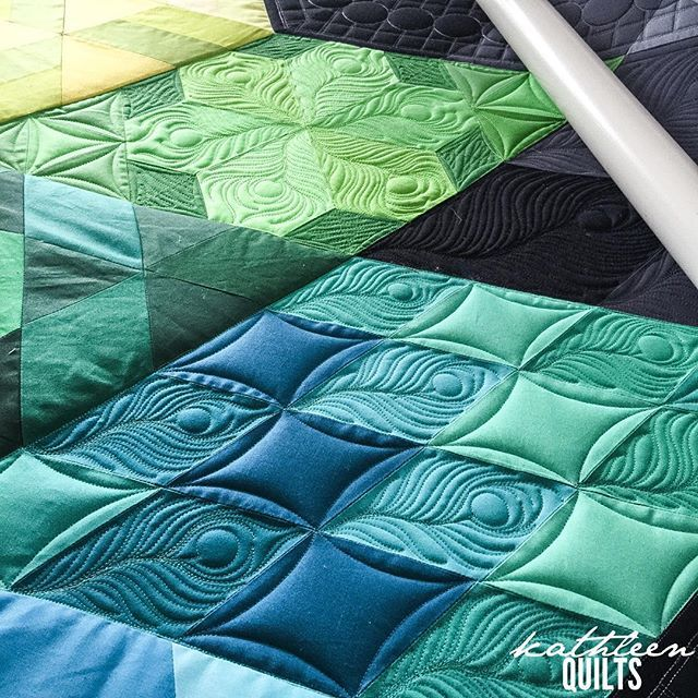 Best 25+ Peacock quilt ideas on Pinterest | Quilt designs, Machine ... : quilt designs for machine quilting - Adamdwight.com