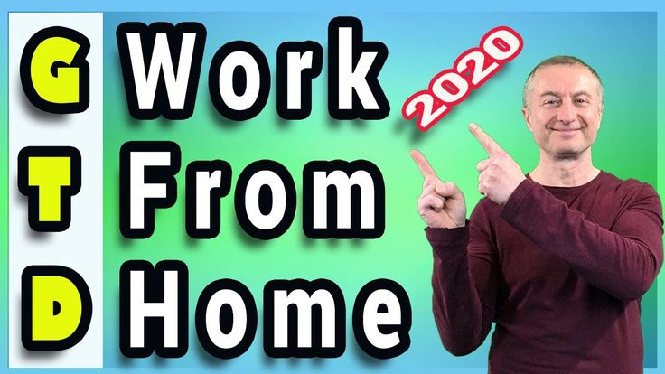 How To Work From Home And Actually Get Things Done In 2020