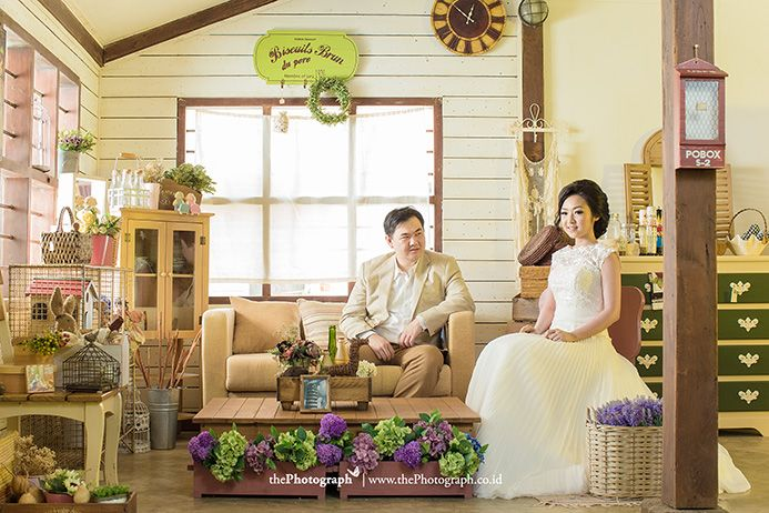 La Petite Fleur – Pre-wedding   Frendy + Evelyne