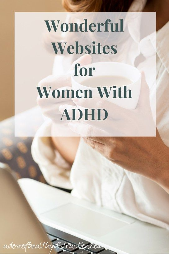 A few classics like CHADD and Impact ADHD with a couple of new blogs and communities to follow. Also check out  http://www.addvance.com with Kathleen Nadeau and Patricia Quinn.