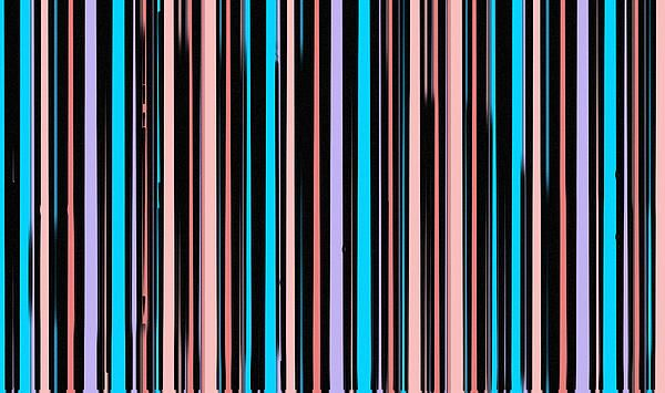 Colorful Barcode Amazing Pins Pinterest
