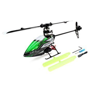 Hisky HCP100S 6CH 3 Axis Gyro Dual Brushless RC Heli+HT8 Adapter Sale - Banggood.com sold out