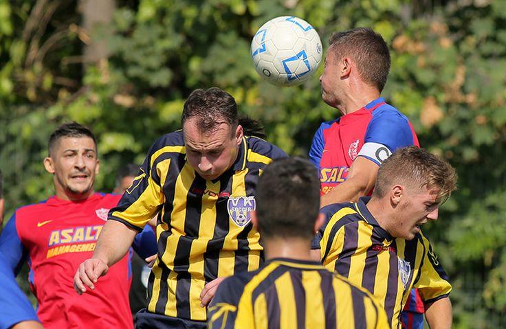 FC Asalt, umilită de VK Soccer în Liga 5