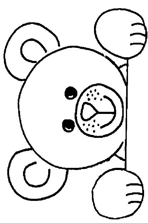 berenkop voor kroon